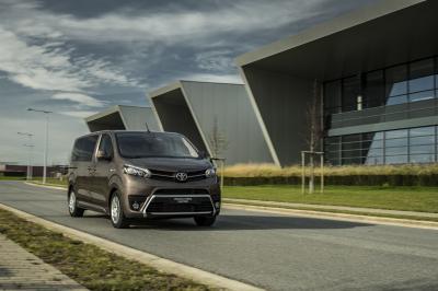 Toyota Proace Verso Electrique (2021) | Les photos du combispace électrique