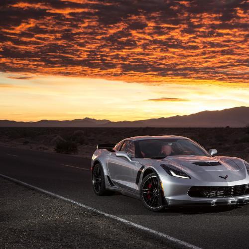 Corvette C7 Z06 | les photos officielles