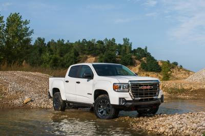 GMC Canyon AT4 Off-Road Performance Edition | Les photos du pick-up