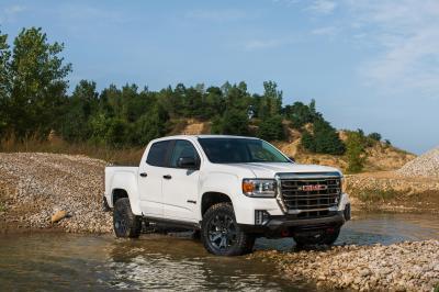 GMC Canyon AT4 Off-Road Performance Edition | Les photos du pick-up