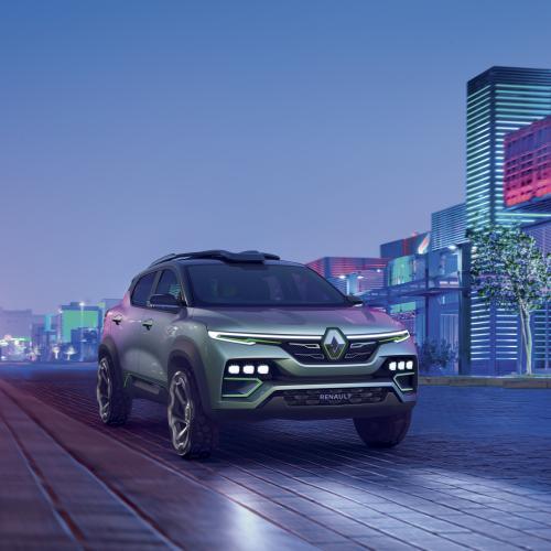 Renault Kiger | les photos du show car dédié à l'Inde