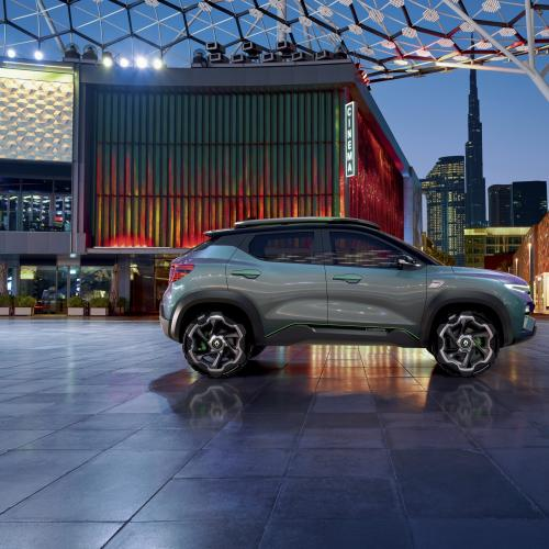 Nouveau Renault Kiger | 4 choses à savoir sur le petit SUV