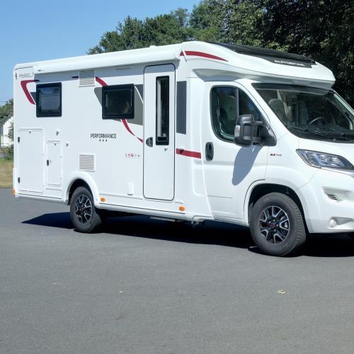 Autostar P690 LC Lift | les photos du camping-car profilé