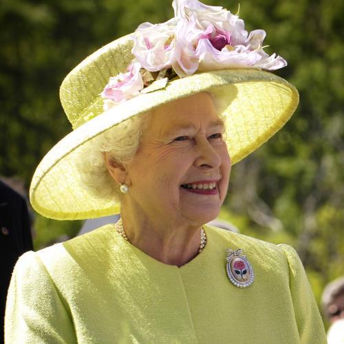 Dans le garage de la famille royale britannique   une collection so British