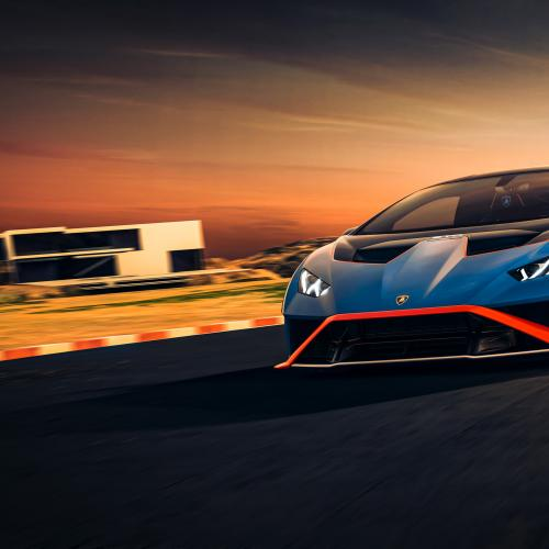 Lamborghini Huracan STO   la super-sportive italienne en 4 points