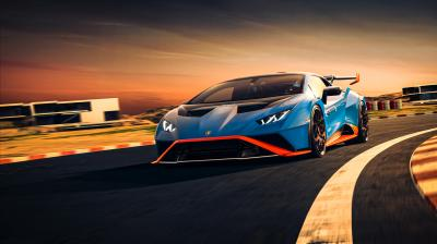 Lamborghini Huracan STO | la super-sportive italienne en 4 points