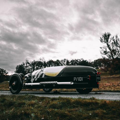 Morgan Three Wheeler P101 | Les photos de l'engin en édition limitée