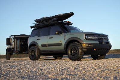 Ford Bronco Custom & Cie | Les images des véhicules présentés au SEMA show 2020