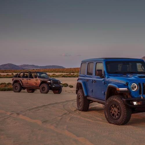 Jeep Wrangler Rubicon 392 (2021)   Les photos du tout-terrain à moteur V8