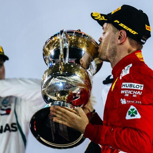 Grand Prix de Bahrein | le palmarès depuis 2004