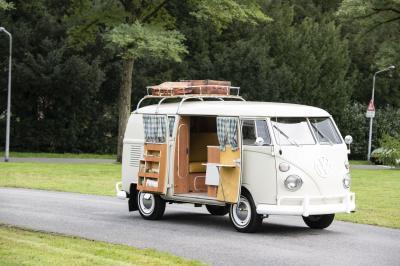 Volkswagen T1 Camper Westfalia (1967) | les photos de l'icône