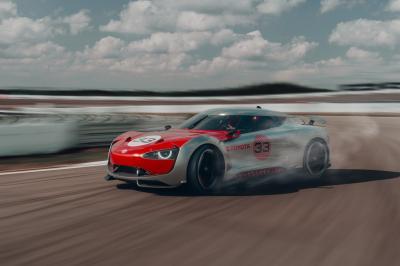 Toyota 2000 GT Hommage | Les photos du concept-car virtuel