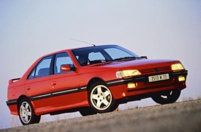Peugeot 405 T16 | Les photos de la berline sportive de 1993