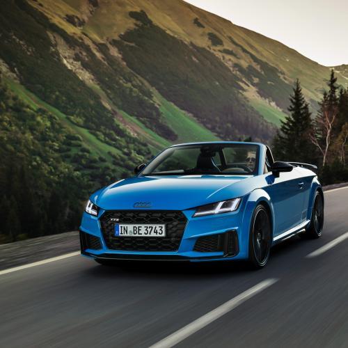 Audi TT bronze selection & TTS competition plus | Les photos des nouvelles finitions