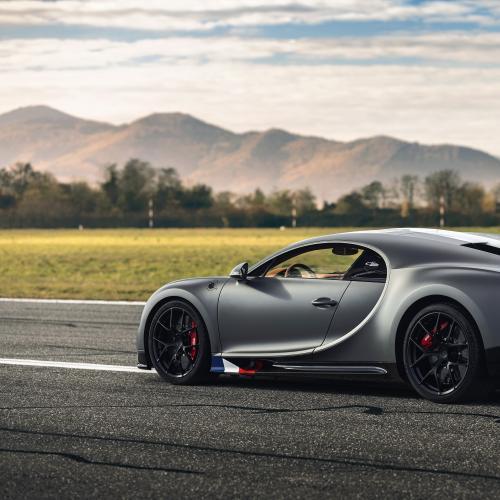 Bugatti Chiron Sport « Les légendes du ciel » | les photos de l'édition limitée