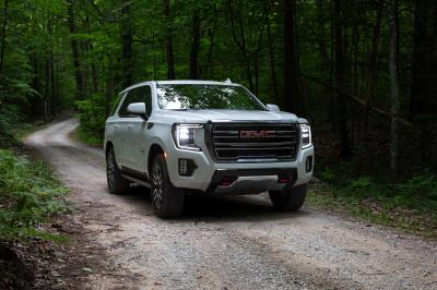 GMC Yukon AT4 (2021) | les photos officielles du SUV