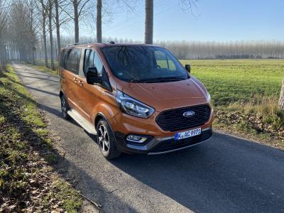 Ford Transit / Tourneo Custom | Les photos de notre essai