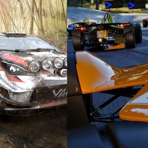 Gran Turismo 7, DiRT 5, WRC 9... 6 jeux de course auto et moto sur PS5