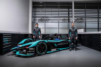 Formule E | les photos de la Jaguar I-Type 5