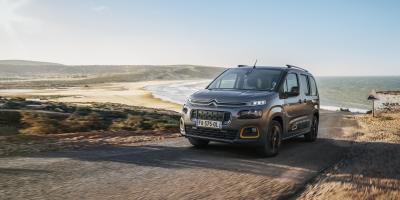 Citroën Berlingo Rip Curl | Les photos du ludospace en série spéciale