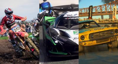 Forza Motorsport, MXGP 2020, WRC 9... | 5 jeux et exclus sur Xbox Series X