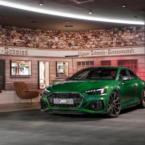 Audi RS5 by ABT Sportsline   Les photos de la sportive personnalisée