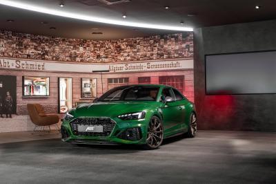 Audi RS5 by ABT Sportsline | Les photos de la sportive personnalisée