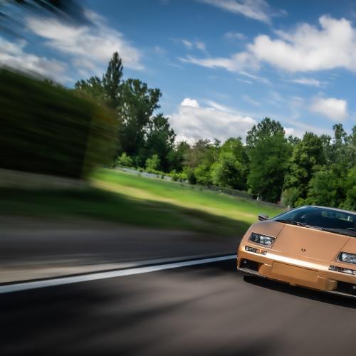 Lamborghini Diablo   Les photos de la supercar des années 90