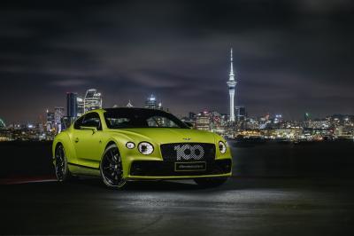 Bentley Continental GT Pikes Peak | Les photos des GT livrées aux USA