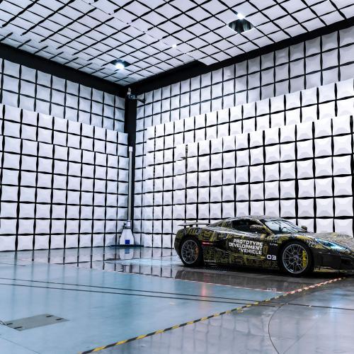 Rimac C-Two | Les photos de l'hypercar en phase de test en labo