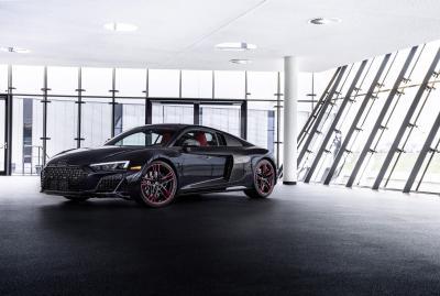 Audi R8 Panther Edition | Les photos de l'édition limitée américaine