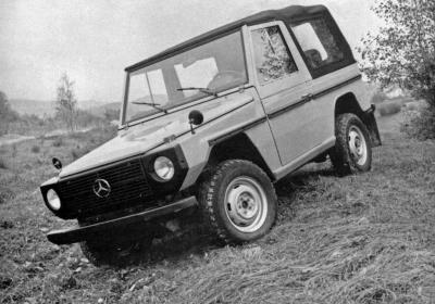 400.000 exemplaires pour le Mercedes Classe G | le mythique tout-terrain allemand en chiffres