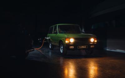 Range Rover classic by Lunaz | Les photos du SUV électrifié