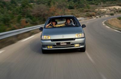 La saga Clio en 10 dates