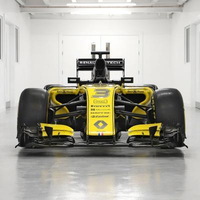 La Renault F1 2019 de Ricciardo aux enchères | les photos de la monoplace jaune et noir