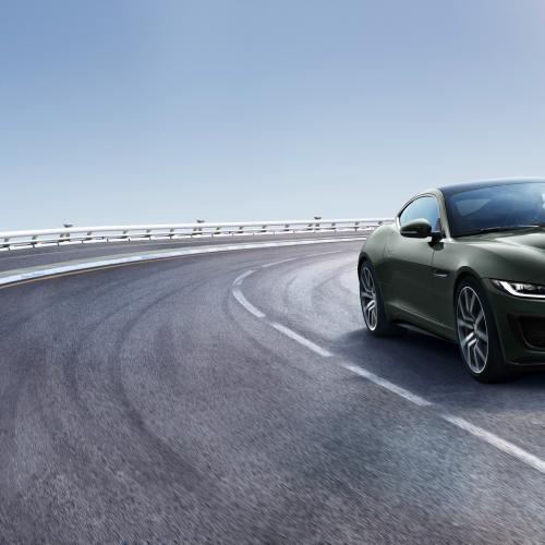 Jaguar F-Type Heritage 60 Edition   Les photos de la série limitée