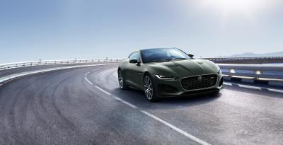 Jaguar F-Type Heritage 60 Edition | Les photos de la série limitée
