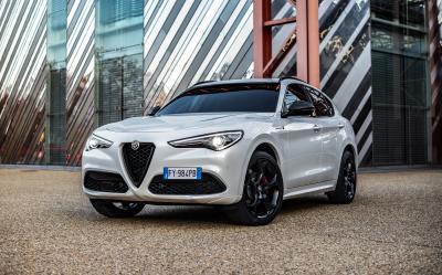 Alfa Romeo Stelvio & Giulia (2021) | Les photos de la nouvelle finition Veloce Ti