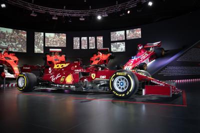 Ferrari SF1000 | les photos de la réplique aux enchères
