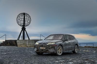BMW iX (2021) | Les photos des essais en Scandinavie