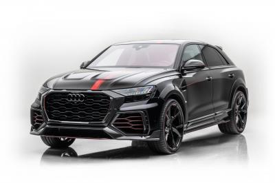 Audi RSQ8 by Mansory | Les photos du SUV Coupé préparé