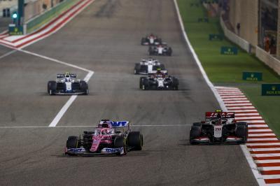 Grand Prix d'Abu Dhabi de F1 | les moments forts en vidéo