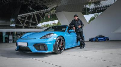 Les Porsche d'Ottocar | Les photos de sa collection