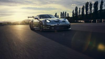 Porsche 911 GT3 Cup | Les photos de la voiture de compétition