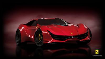 Ferrari CascoRosso | Les photos de la sportive italienne de Dejan Hristov