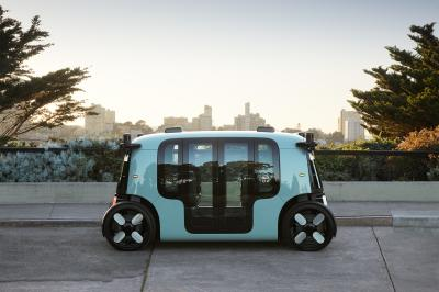 Zoox | les photos du taxi autonome d'Amazon