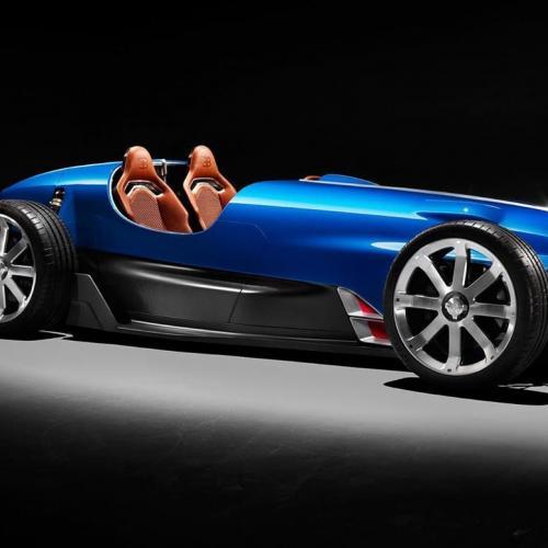 Bugatti 35 Type D   Les photos du showcar inspiré par la mythique Type 35