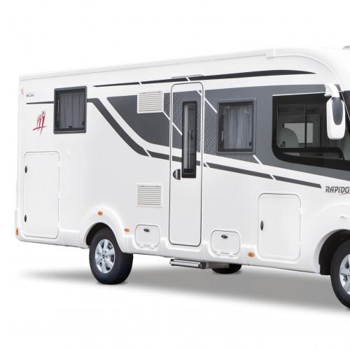 Camping-car Rapido M96 | les photos de l'intégral français