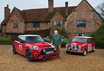 Mini Cooper S The Paddy Hopkirk Limited Edition | les photos officielles