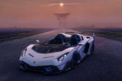 Lamborghini SC20 | Les photos du speedster en modèle unique